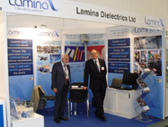 CWIEME Berlin 2011: Lamina's Back in Town